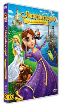 Hattyúhercegnő: Ma kalóz, holnap hercegnő! - DVD