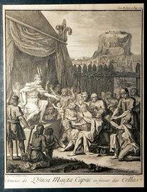 Picart: Clemence de Lynca Mayta Capac en faveur des Collas.