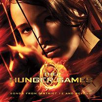 Filmzene: The Hunger Games (Az éhezők viadala) (Delux)