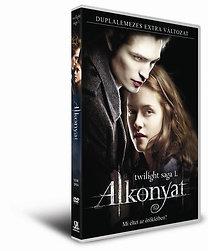 Alkonyat - Twilight - Duplalemezes változat