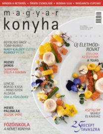 Magyar Konyha - 2018. április (43. évfolyam 4. szám) - Gasztronómiai magazin