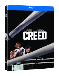 Creed: Apollo fia - Blu-ray Steelbook