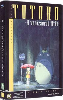 Totoro - A varázserdő titka - DVD