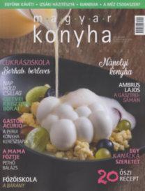 Magyar Konyha - 2018. október (42. évfolyam 10. szám) - Gasztronómiai Magazin