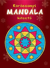 Dr. Ballér Piroska (szerk.): Karácsonyi Mandala kifestő