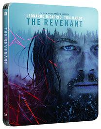 A visszatérő - Blu-ray - Limitált fémdobozos kiadás