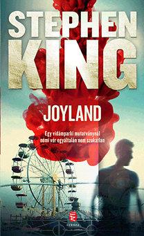 Stephen King: Joyland - Egy vidámparki mutatványnál némi vér egyáltalán nem szokatlan