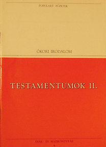 Testamentumok II.