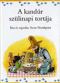 Sven Nordqvist: A kandúr szülinapi tortája
