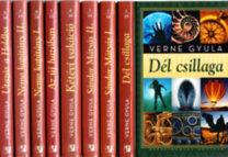 Verne Gyula: Verne Gyula sorozat 1-16. (Népszabadság könyvek ; teljes sorozat)