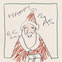 Eric Clapton: Happy Xmas - CD