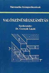 Dr. Csernyák László: Valószínűségszámítás 8. füzet