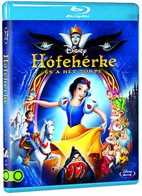 Hófehérke és a hét törpe (Blu-ray)