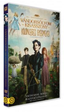 Vándorsólyom kisasszony különleges gyermekei - DVD