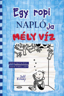Jeff Kinney: Egy ropi naplója 15. - Mély víz