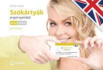 Szókártyák angol nyelvből A1/A2 szinten - Kezdőknek