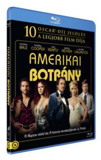 Amerikai botrány - Blu-ray