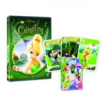 Csingiling + kártya - DVD