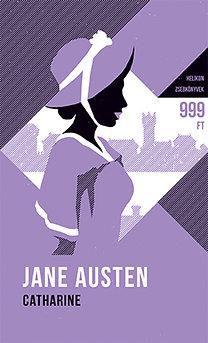 Jane Austen: Catharine - Helikon zsebkönyvek 14.