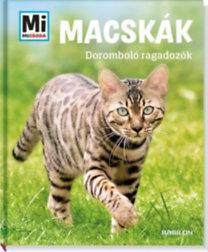Jutta Aurahs: Macskák - Doromboló ragadozók