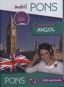 PONS Mobil nyelvtanfolyam - Angol - 2 CD
