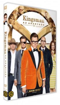 Kingsman: Az aranykör - DVD