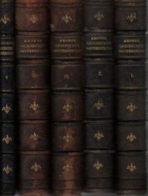 Franz Krones: Handbuch der Geschichte Oesterreichs von der altesten bis zur neuesten Zeit