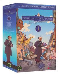 Hans Christian Andersen: A nagy mesemondó gyűjtemény I. . DVD