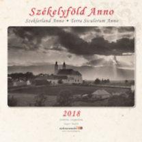 Székelyföld Anno 22x22 cm - Naptár 2018