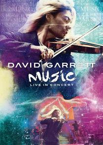David Garrett: Music (DVD)