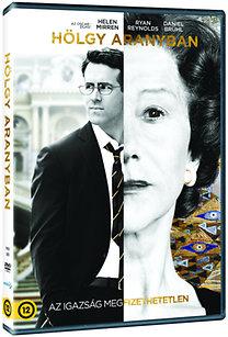 Hölgy aranyban - DVD