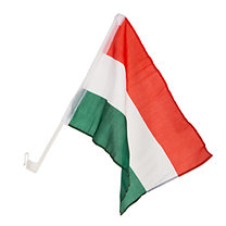 Magyar Labdarúgó Szövetség: Magyar labdarúgó-válogatott nemzetiszínű autós zászló