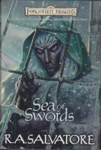 R.A.Salvatore: Sea of swords