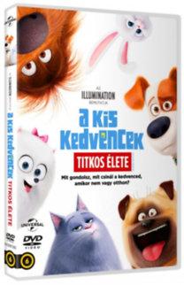 A kis kedvencek titkos élete - DVD