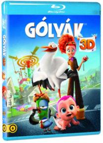 Gólyák - 3D Blu-ray
