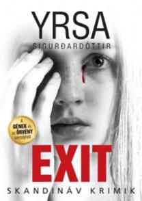 Yrsa Sigurðardóttir: Exit