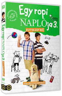 Egy ropi naplója 3. - Kutya egy idő - DVD