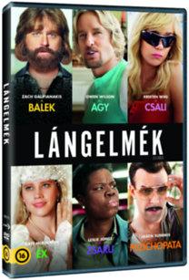 Lángelmék - DVD
