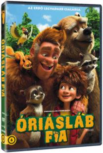 Óriásláb fia - DVD