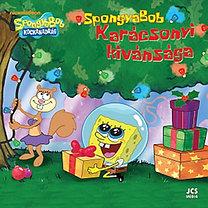 SpongyaBob Kockanadrág - SpongyaBob karácsonyi kívánsága e758aa303b
