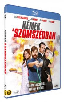 Kémek a szomszédban - Blu-ray