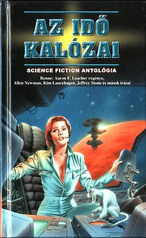 Nemes István: Az idő kalózai - Science fiction antológia