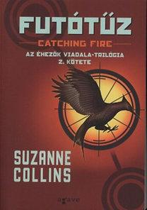 Suzanne Collins: Futótűz - Az Éhezők Viadala-trilógia 2. kötete