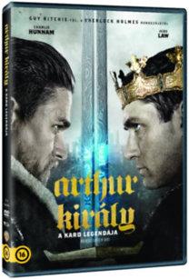 Arthur király: A kard legendája - DVD