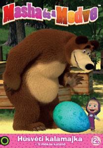 Masha és a Medve - Húsvéti kalamajka 2. + 5 mókás kaland - DVD