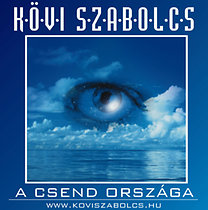 Kövi Szabolcs: A csend országa - CD