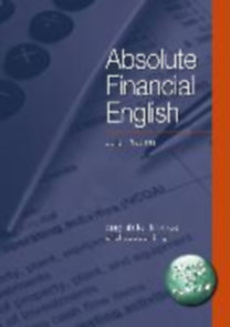 Patten, Julie: Delta Business English: Absolute Financial English B2-C1. Coursebook with Audio CD