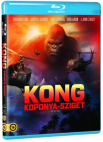 Kong: Koponya-sziget - Blu-ray