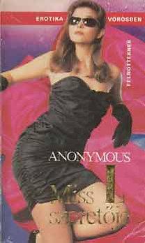 Anonymus: Miss L. szeretője