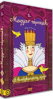 Magyar Népmesék 5. - A királykisasszony cipője - DVD